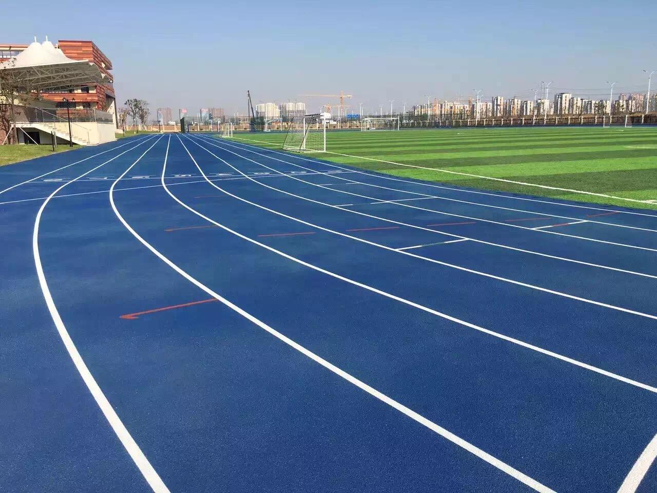 预制型橡胶跑道施工预制型橡胶跑道施工
